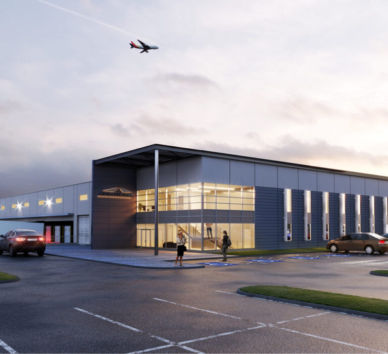 O'Hare NE Cargo Phase III Facility Project